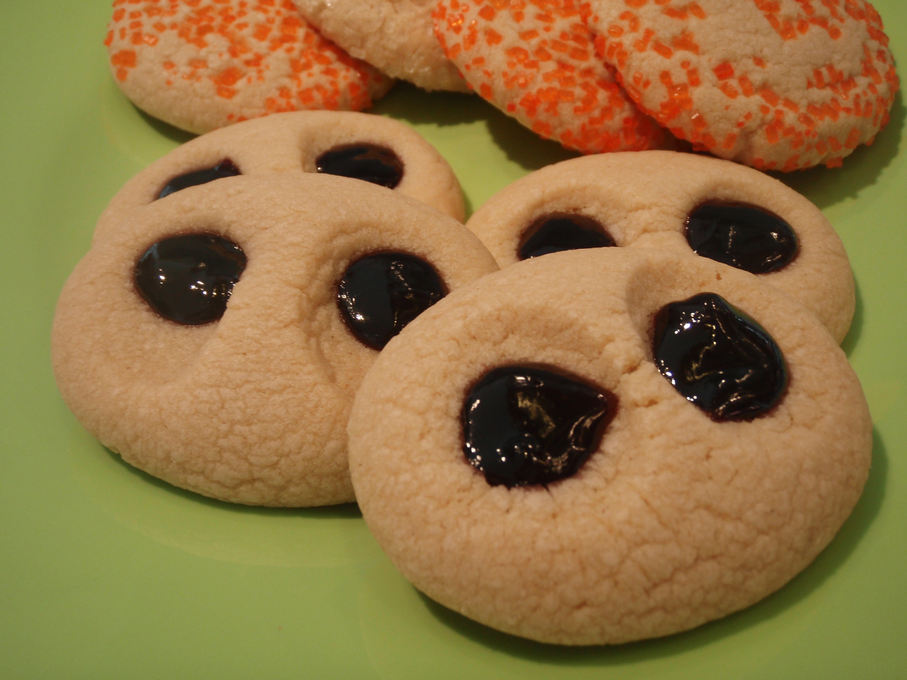 Recipes for Halloween Cupcakes Cookies Punch Cakes with Pictures ...